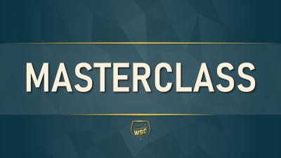 WSC | Master Class